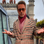 Robert Downey Jr traiciona a Marvel y se va con DC Comics