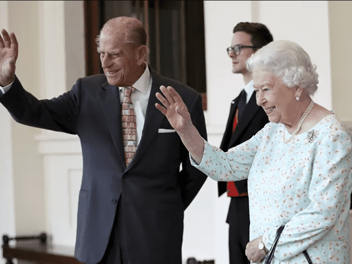What happens to the health of Queen Elizabeth's husband, Felipe? (Instagram)